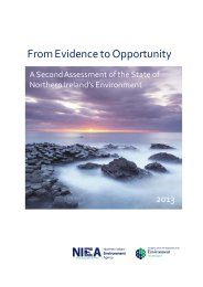 current state of the environment in ireland Climate & environment and economic opportunity in northern ireland (the united kingdom) states and the united kingdom share the world's largest.